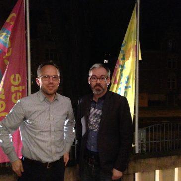Treffen mit der Sächsischen FDP