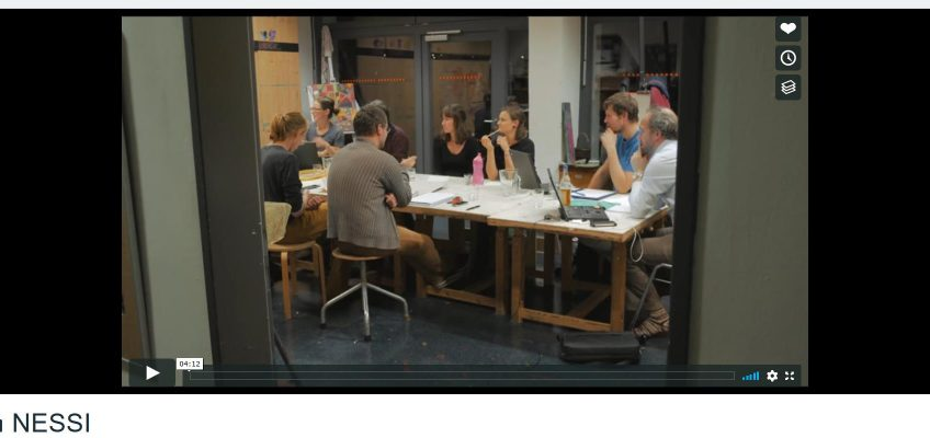 Filmdreh: NESSI-Treffen
